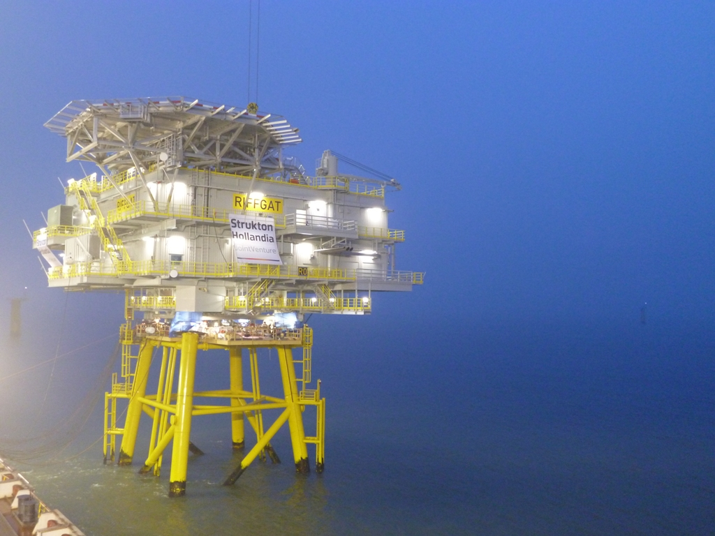 Read more about the article Riffgat Offshore Windpark