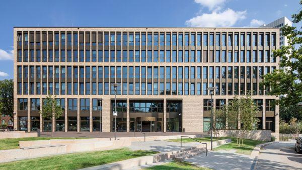 Büroneubau Euler-Hermes Quantum Projektentwicklung GmbH