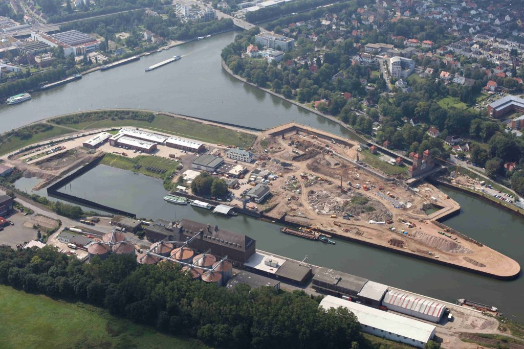 Read more about the article Weserschleuse Minden