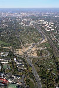 Verlegung Wilhelmsburger Reichsstraße