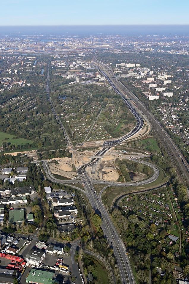 Read more about the article Verlegung Wilhelmsburger Reichsstraße