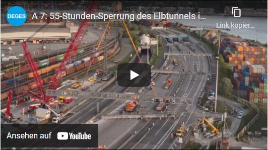Read more about the article Neubau Verkehrszeichenbrücken an der K30