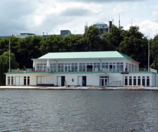 Bootshaus Hamburger und Germania Ruder Club
