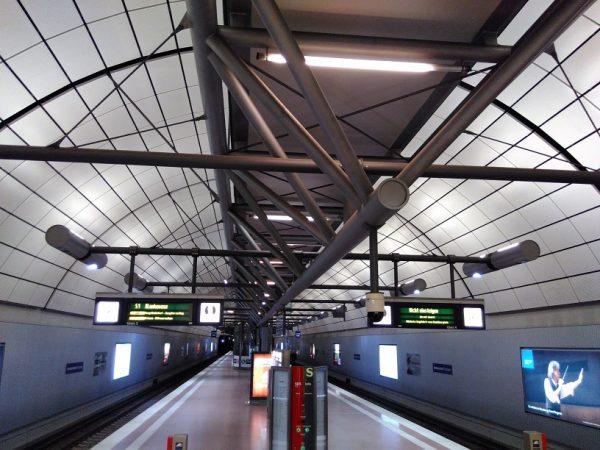 Inspektionskonzept Foto Bahnsteig