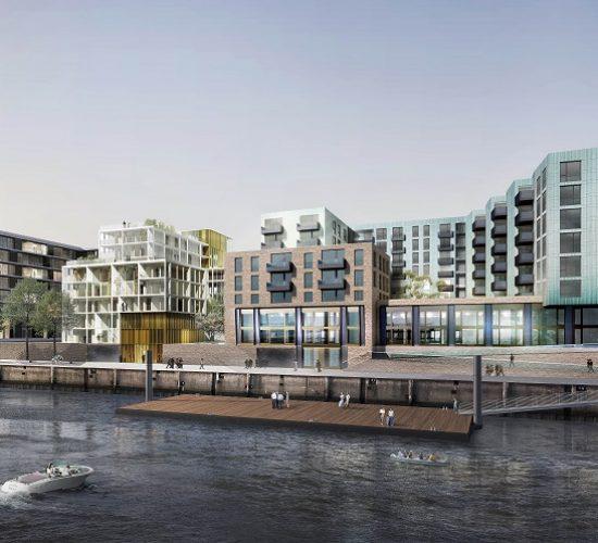 KSP Baakenhafen © Garbe-Immobilien Projekte